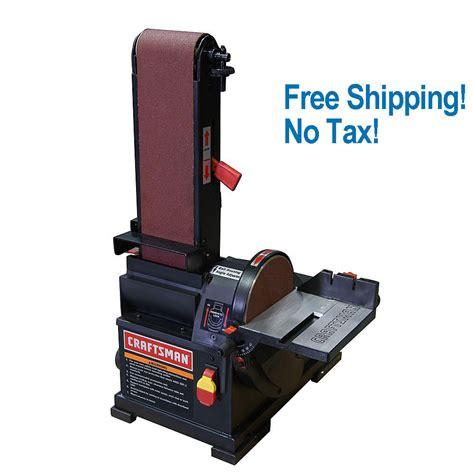 best belt sanders for woodworking craftsman disc sander bench top belt wood sanding tool