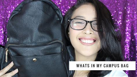 Anggita Maxy whats on my cus bag delmira anggita
