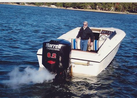fishing boat engine horsepower chevy big block outboard the hull truth boating