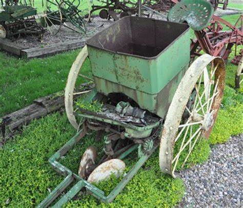 One Row Potato Planter by Single Row Potato Or Planter Agricultural Equipment On Waymarking