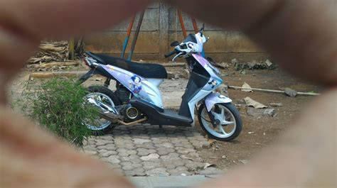 Honda Beat Mulus i otomotif sold honda beat putih mulus 2008
