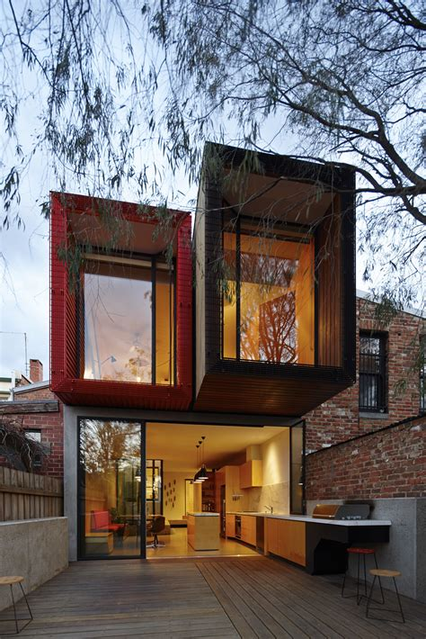 Residência Moor Street / Andrew Maynard Architects