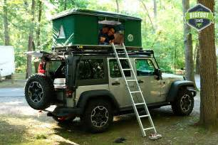 Jeep Roof Tents Shell Jeep Roof Top Tent Black
