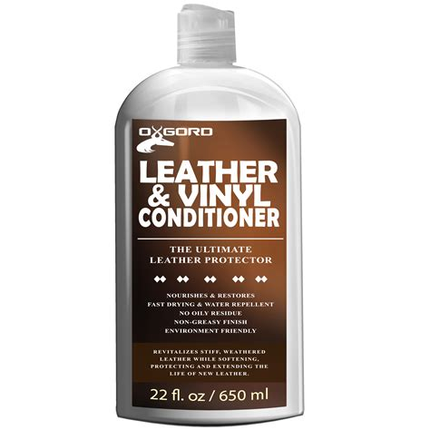 Best Leather Upholstery Conditioner by Leather Vinyl Conditioner Protector Lotion Cleaner