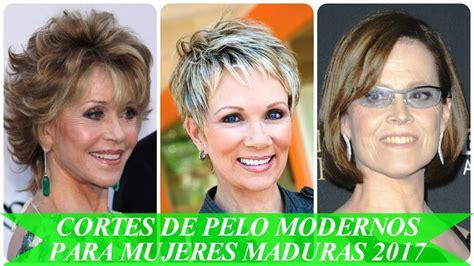 fotos de cortes de pelo modernos cortes de pelo modernos para maduras 2017