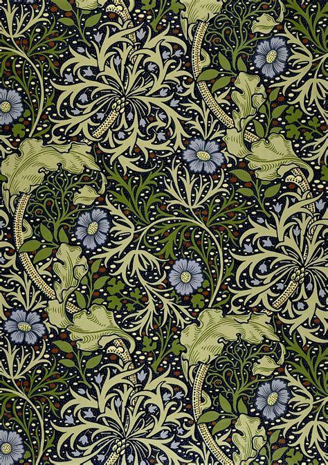 art pattern uk william morris arts crafts pinterest artesanato