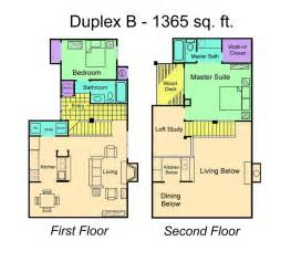 Duplex Floor Plans Duplex Plan Studio Design Gallery Best Design