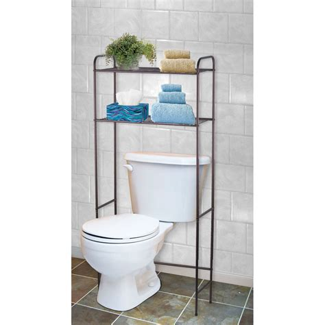 bathroom organizer over toilet over toilet organizer bathroom space saver storage rack