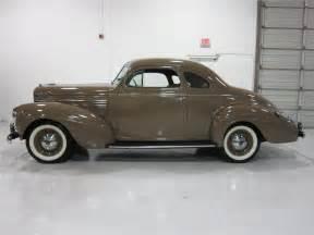 1939 Chrysler Royal Coupe 1939 Chrysler Royal Business Coupe Barrett