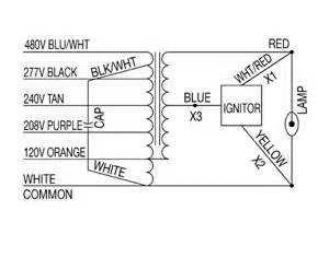 hid electronic ballast wiring diagram 240v electronic free printable wiring diagrams