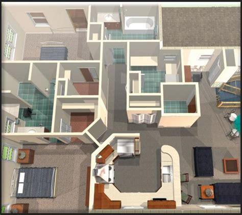 new home design software free download desain rumah 1 lantai 4 kamar tidur