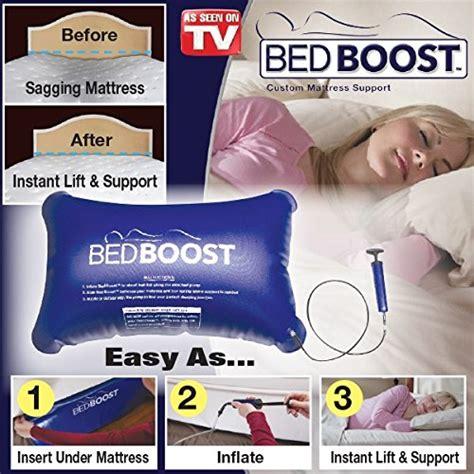 Bed Boost Costum Mattress Support bed boost mattress support fast fix for a sagging mattress new ebay