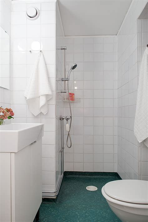 Soothing Ambience Inspired By Small One Particular Space Swedish Bathroom Design