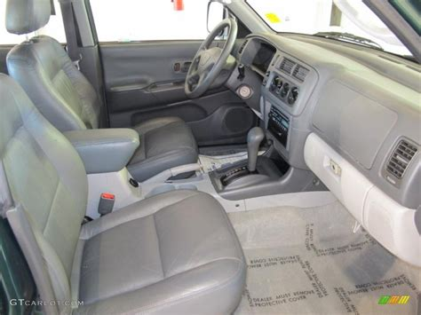 2004 mitsubishi montero sport interior car interior design