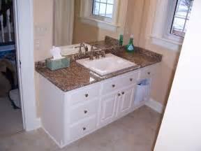 crafted custom painted bathroom vanity in hamburg by