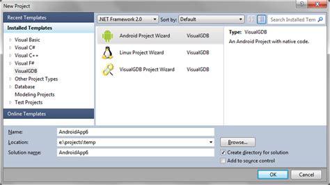 android studio jni tutorial debugging the hello jni project with visual studio