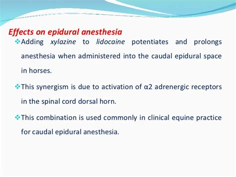 Cesarean Section Local Anesthesia by Local Analgesia In Animals Dr Awad Rizk