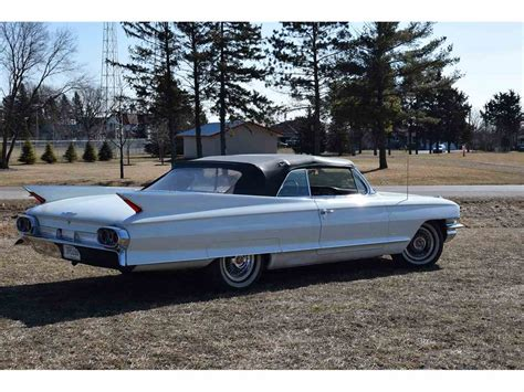 1961 Cadillac Convertible For Sale by 1961 Cadillac Convertible For Sale Classiccars Cc