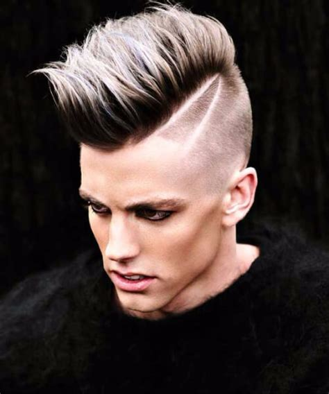 frosted hairstyles 50 cool spiky hairstyles for men menhairstylist com