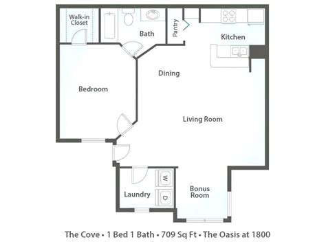 2 bedroom one bath apartment floor plans 1 bedroom bath apartment floor plans latest