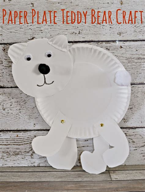 teddy crafts for 8 crafts to a teddy picnic