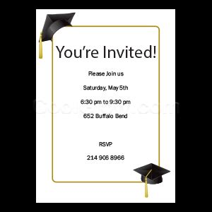 graduation invitation cards templates graduation invitation cards graduation invitations