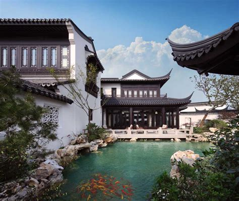 taohuayuan suzhou luxury real estate in suzhou china unique taohuayuan