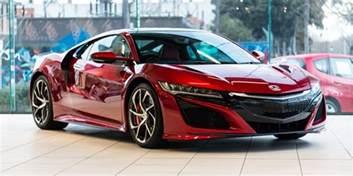 Honda Price 2017 Honda Nsx 420 000 Driveaway Price Tag Tipped For