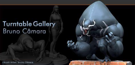 zbrush turntable tutorial pixologic zbrush blog 187 turntable gallery updates