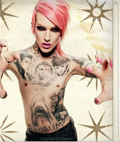 jeffree star tattoos jeffree jeffree photo 34627655 fanpop