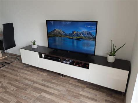 besta tv bank ikea besta tv bank schwarzbraun in n 252 rnberg ikea m 246 bel