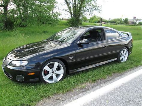 auto air conditioning service 2006 pontiac gto parking system buy used 2006 gto 408 stroker w supercharger 600 horsepower in hagerstown maryland united