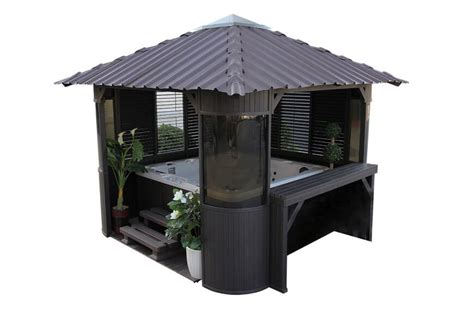 gazebo pvc 3x3 26 spectacular tub gazebo ideas