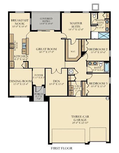 devonshire floor plan devonshire ii new home plan in heritage hills heritage