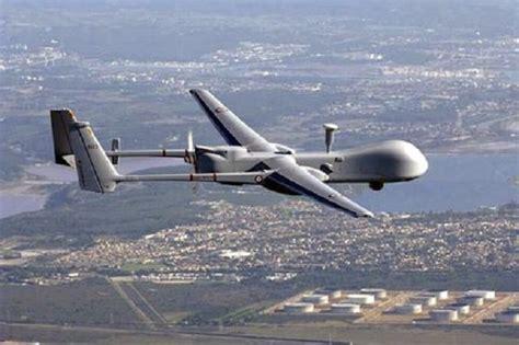 garuda militer world drone israel jatuh di wilayah suriah