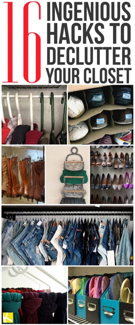 closet organization hacks 16 closet organization hacks that will change your