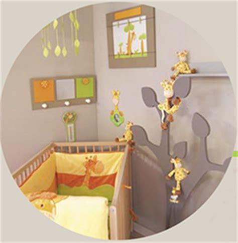 chambre enfant savane d 233 coration chambre b 233 b 233 savane