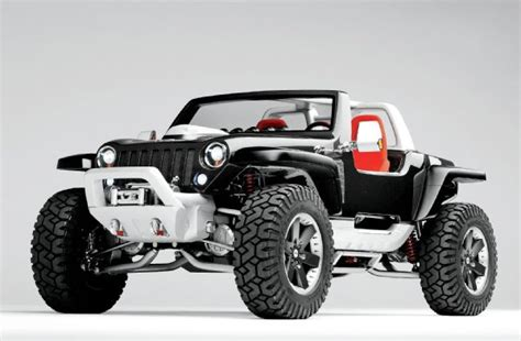 new jeep concept 2017 what s new for the 2017 jeep future wrangler
