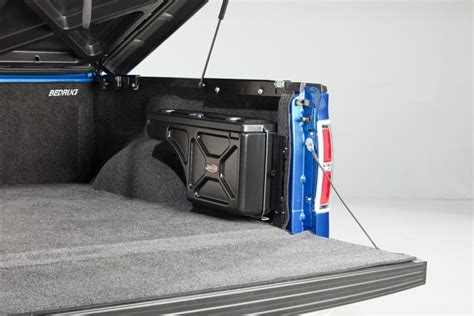 swing box ford f 150 swing out storage box stowed ford f 150 blog