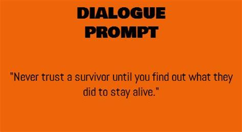 trust me through the of a survivor books the 25 best writing prompts ideas on writing