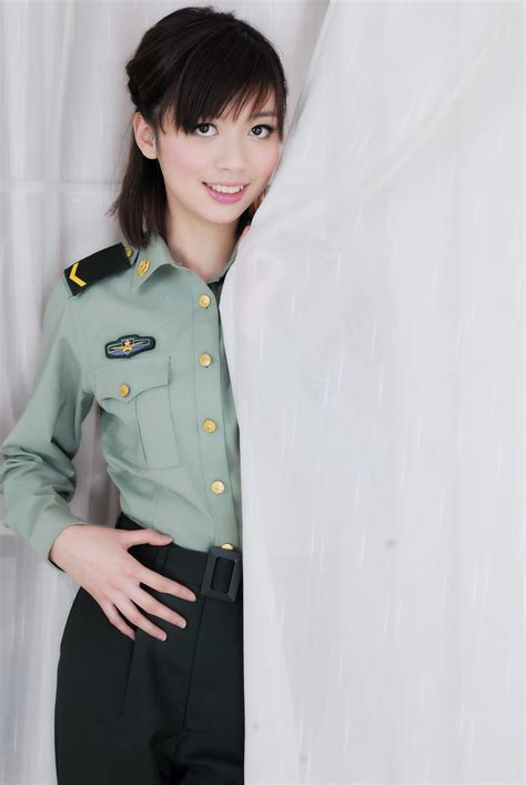 chinese military uniform girl the uniform girls pic china military uniform girls 017