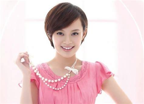 hong kong stars with bob haircuts 孙俪刘亦菲 2013女星新发型盘点 搜狐女人