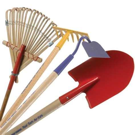 Small Garden Shovel by Garden Tools For Ages 6 Up For Small