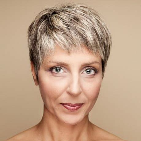 sassy easy to care 50 hair cuts short sassy haircuts for older women