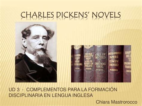 charles dickens biography slideshare charles dickens novels