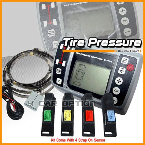 fits toyota tire pressure monitoring system 4 sensors 848524031762 ebay