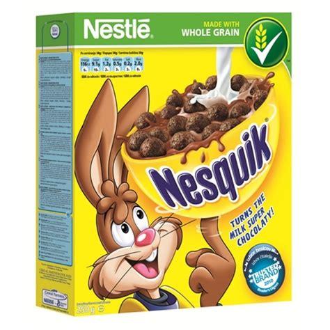 Nestle Nesquik Cereal 250g