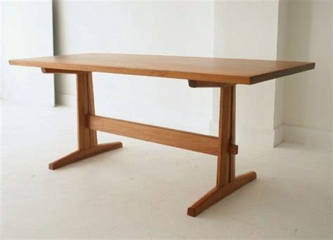 Modern Dining Table Plans 17 Best Ideas About Trestle Dining Tables On Diy Dining Table Dinning Room Tables