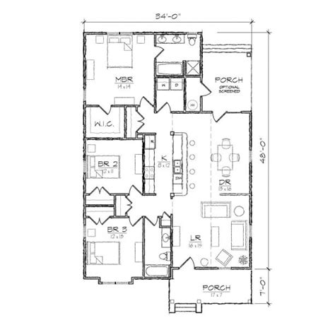 four square iii prairie floor plan tightlines designs 17 best images about floor plans on pinterest craftsman