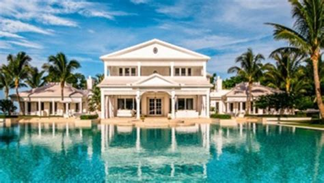 celine dion house celine dion florida home water park takes 30 million